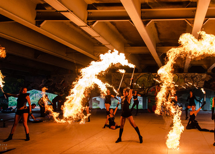 The Ancient Art of Fire Eating