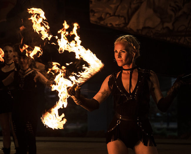 Exceptional Fire Shows from Fire Performers Toronto